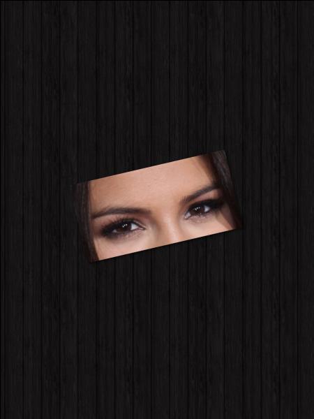 Et ces yeux charmeurs ils appartiennent à :