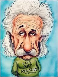 Dans la célèbre formule E=mc2, c représente la vitesse de la lumière.