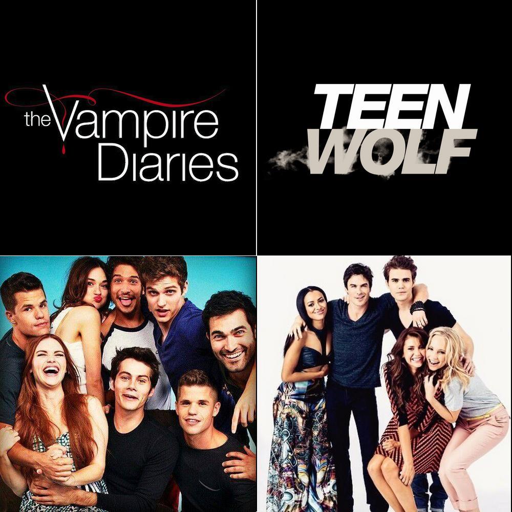 Teen Wolf et Vampire Diaries : les répliques