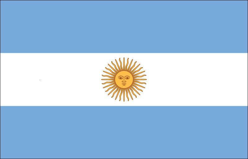 Le drapeau est celui de: