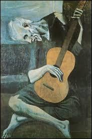 Le Vieux Guitariste ...