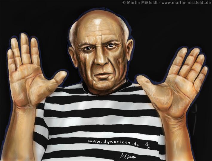 Terminez ces titres d'oeuvres de Pablo Picasso !