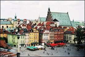 Dans quel pays est Varsovie ?