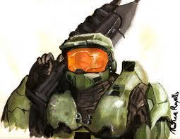 Les personnages de Halo