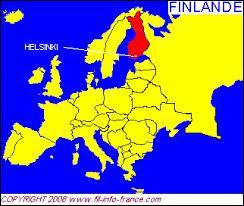 Quel est le surnom de la Finlande ?  Le pays des mille …