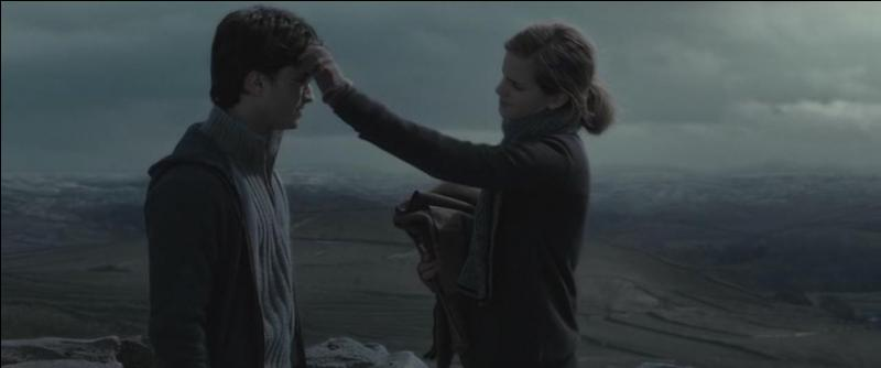 """Dans quel contexte la Bataille de Poudlard a-t-elle lieu dans l'adaptation cinématographique de la deuxième partie du septième tome de la saga intitulé """"Harry Potter et les reliques de la mort"""" ?"""
