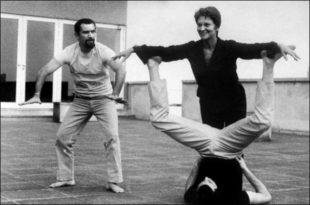 1er janvier 1927 : naissance du futur danseur et chorégraphe français et suisse. Qui fut animateur du Ballet du XXe siècle, chorégraphe de 'Boléro' en 1961 et de 'Lumière' en 2001' ?