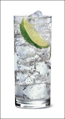 Que rajoute-t-on au gin pour obtenir un  gin tonic  ?