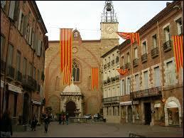 Nous voilà dans le département des Pyrénées-Orientales (66), non loin de la frontière espagnole, réputé pour ses stations balnéaires. Une de ces villes ne s'y trouve pas. Laquelle ?