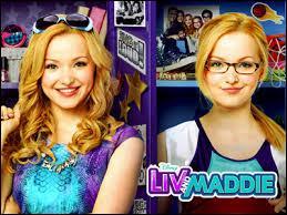Depuis combien de temps Liv vivait chez sa tante à Hollywood ?