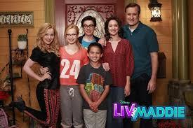 Liv & Maddie : Les personnages