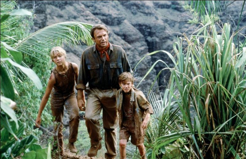 Ce film fut une révolution en 1993 grâce à ses effets spéciaux :