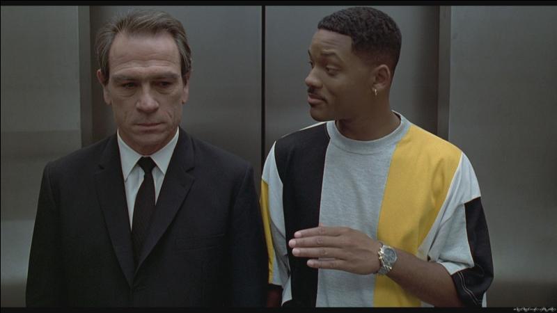 Un film avec Will Smith sorti en 1997 :