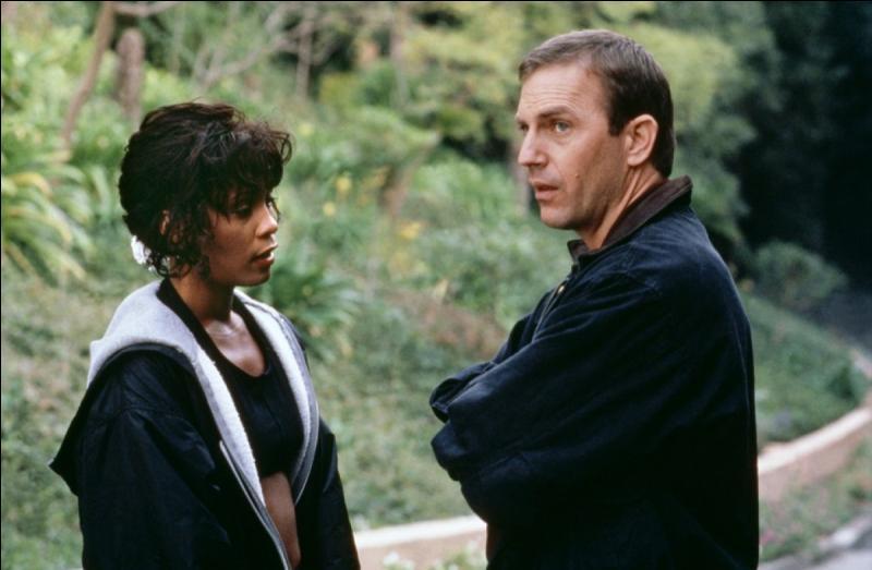 Whitney Houston dans ce film de 1992 :