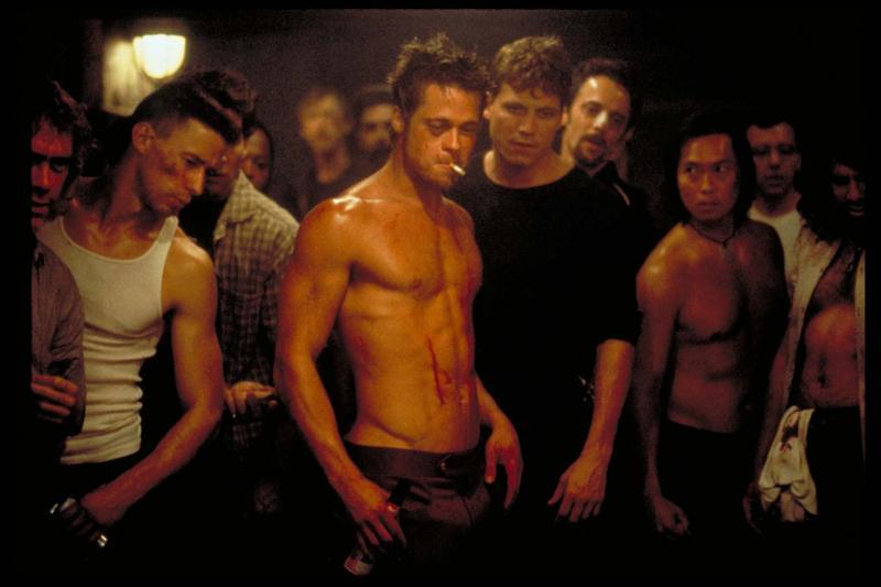 Un film avec Brad Pitt et Edward Norton sorti en 1999 :