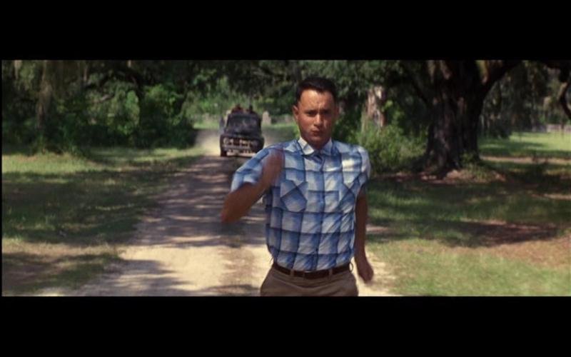 Ce film avec Tom Hanks est sorti en 1994 :