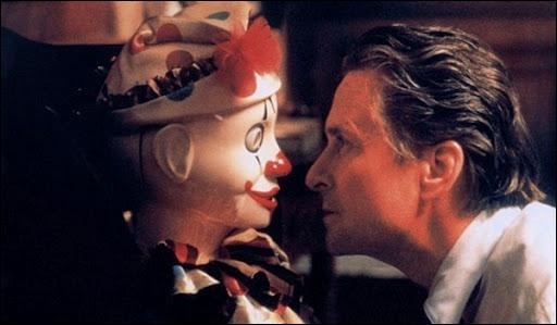 Michael Douglas perd la tête dans ce film sorti en 1997 :