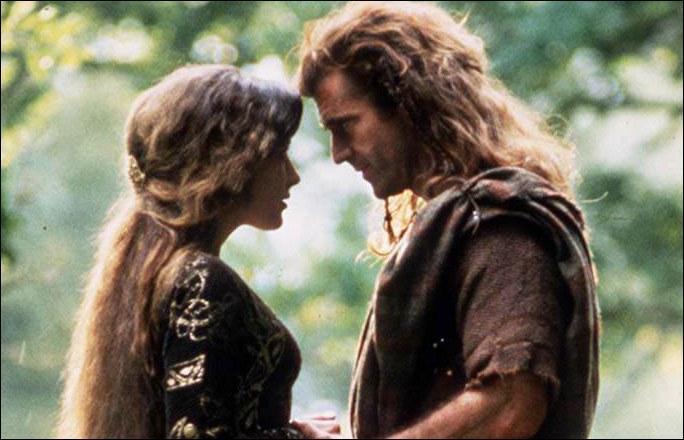 Un grand rôle de Mel Gibson sorti en 1995 :