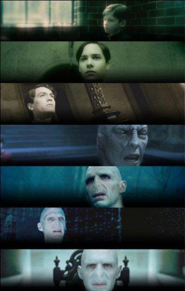 Quel est le prénom de la mère de Lord Voldemort ?