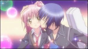 Dans quel épisode Ikuto embrasse-t-il Amu sur la joue ?