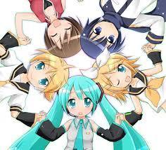 Connais-tu les Vocaloids ?