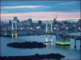 Quelle ville parcourt la Sumida ?