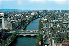 Par quel fleuve est traversée la ville de Dublin ? Je ne me rappelle plus ...