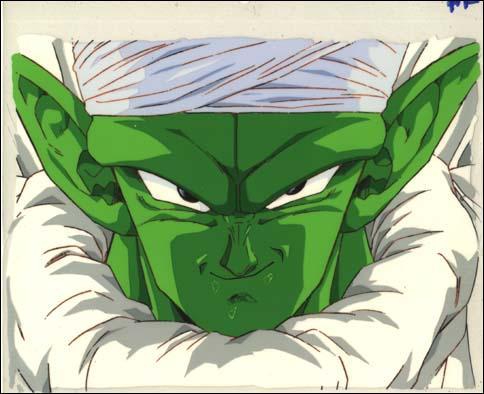 Dans  Dragon Ball Z , le cyborg Piccolo a décidé de fusionner avec Nail pour augmenter ses forces.
