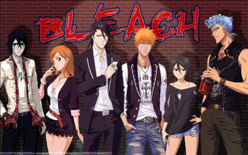 Créé par Tite Kubo, le manga  Bleach  a pour protagoniste principal Ichigo Kurosaki.
