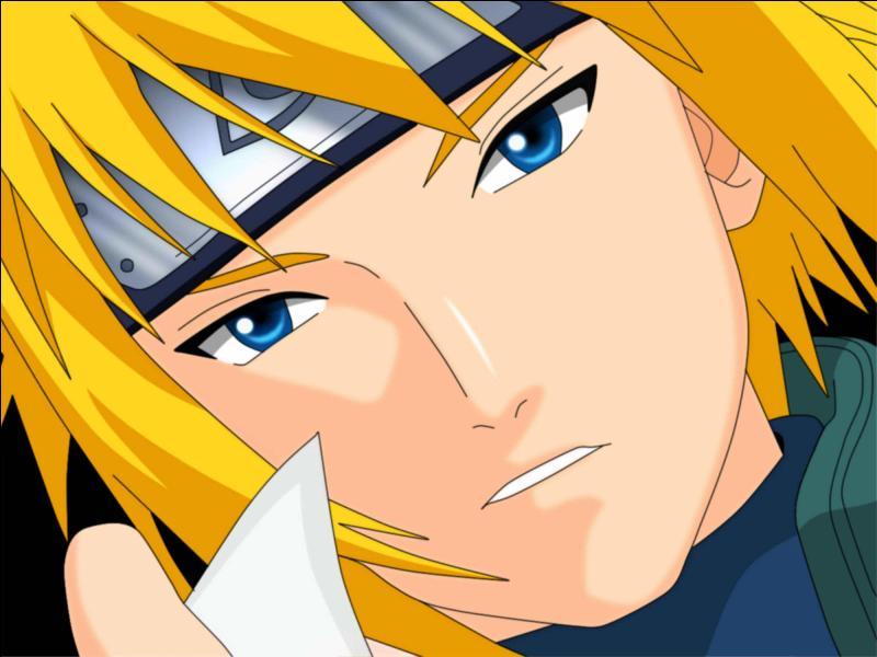 Le cinquième Hokage de Konoha est connu sous le nom de Minato Namikaze. C'est le père de Naruto et l'époux de Kushina.