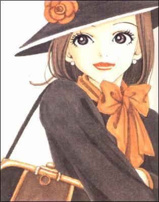 Le personnage Nana Komatsu fait partie du manga  Nana .