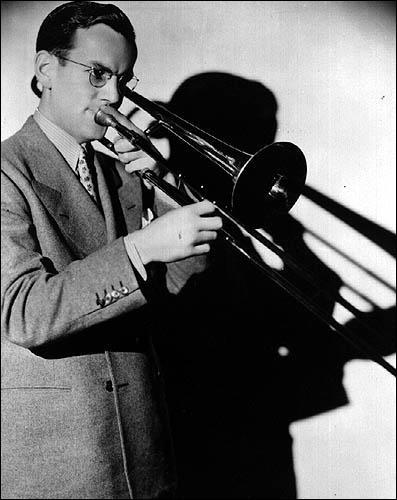 Né dans l'Iowa, ce musicien et chef d'orchestre découvre le trombone à l'âge de 11 ans. Il créa un orchestre à la fin des années 30 qui devint célèbre et dont la musique rappelle la Seconde guerre mondiale et notamment la libération. Sa vie fut portée à l'écran en 1953 par Anthony Mann avec James Stewart dans le rôle principal.