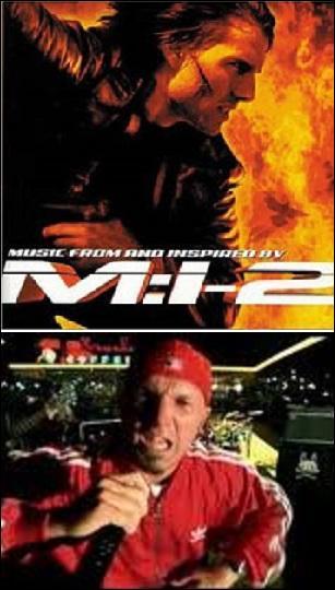Ils ont fait une très bonne reprise de  Sanitarium  de Metallica et ils ont brillamment revisité le thème de Mission Impossible II avec leur titre  Take a look around . De quel groupe mélangeant le rap et le métal s'agit-il ?