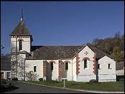 Nous nous dirigeons vers la commune d'Escoubès-Pouts. Cette commune se situe ...