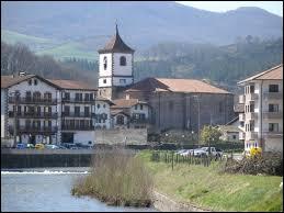 Je vais visiter la ville de Santesteban. Je serai ...