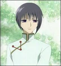 Par quel animal Yuki est-il maudit ?