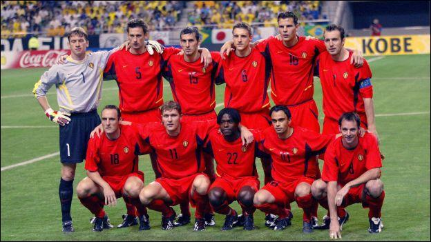 Quizz les diables rouges quiz football - Bresil coupe du monde 2002 ...