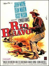 Qui est le réalisateur de  Rio Bravo