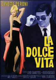 Qui est le réalisateur de  La dolce Vita ?