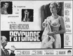 Qui est le réalisateur de  Psychose  ?