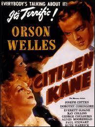 Qui est le réalisateur de  Citizen Kane  ?
