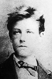 Arthur Rimbaud, le voleur de feu de Sarah Cohen-Scali