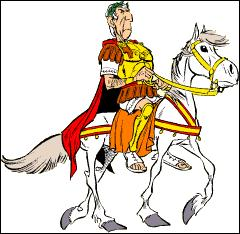 Qui ne fut pas mandaté par César pour venir à bout du village des irréductibles ?