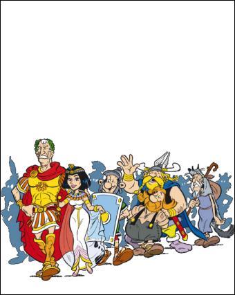 Jules César a assisté une fois au banquet final des Gaulois, mais à quelle occasion ?