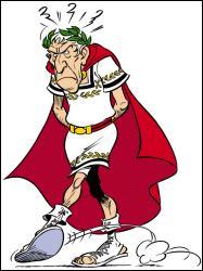 """Quelle citation prouve que César est en """"baisse"""" au niveau des citations historiques ?"""