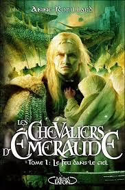Les Chevaliers d'Emeraude (tome 1 à 4)
