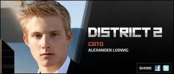 De quel district Cato est-il ?