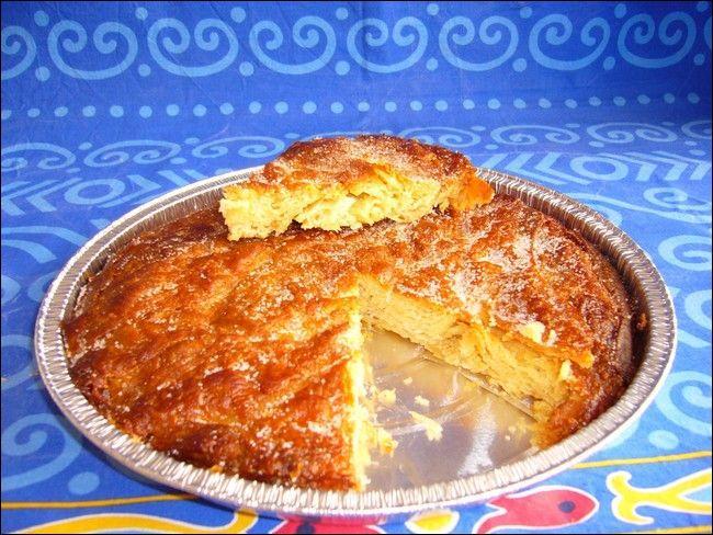 D'origine alsacienne, le kouign-amann est un excellent gâteau fabriqué à base de pâte à pain.
