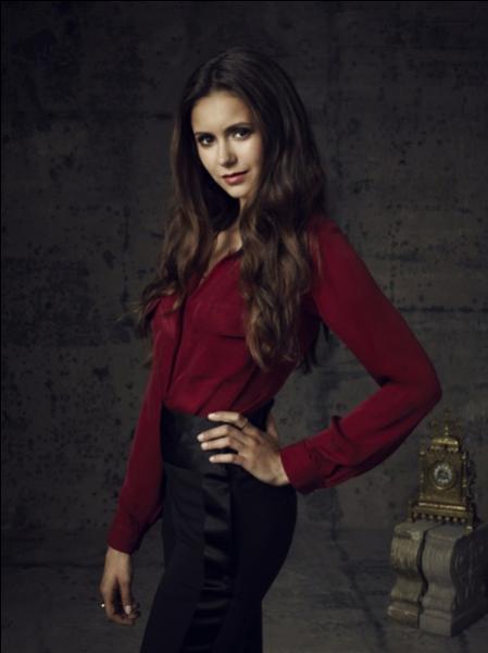 Qui est au chevet d'Elena à son réveil :