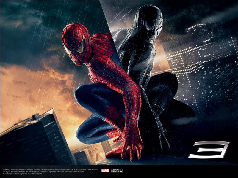 Position n°10. Le super-héros Spider-Man a eu droit lui aussi à sa part de reconnaissance. Popularisé par Sam Raimi, qui a réalisé les trois films, quelle anecdote concernant  Spider-Man 3  est incroyable mais vrai ?